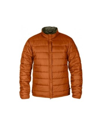Fjällräven Keb Padded Jacket Autumn Leaf kjøper du på SQOOP outdoor