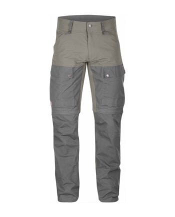Fjällräven Keb Gaiter Trousers Regular Fog-Grey kjøper du på SQOOP outdoor