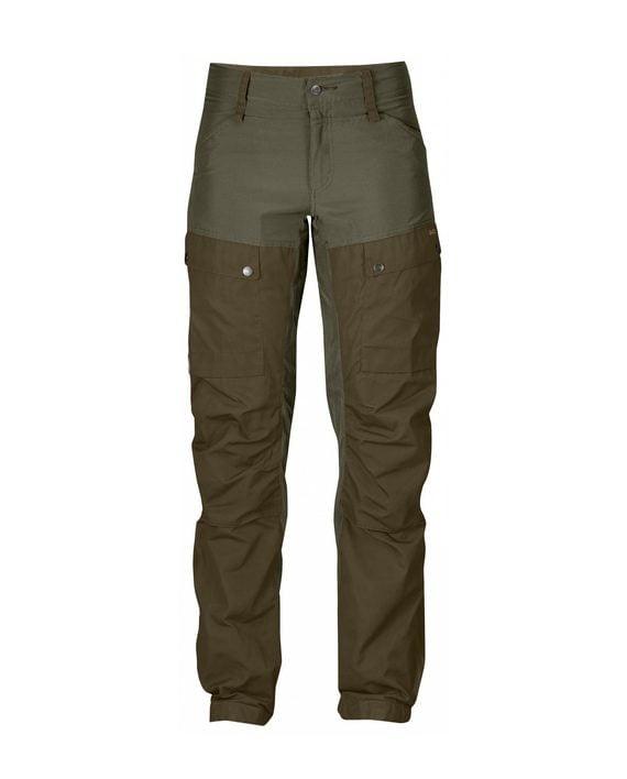 Fjällräven Keb Trousers W Regular Tarmac kjøper du på SQOOP outdoor