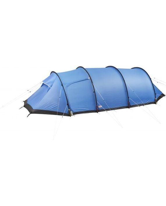 Fjällräven Tunneltelt Keb Endurance 4 UN BLUE kjøper du på SQOOP outdoor (SQOOP.no)