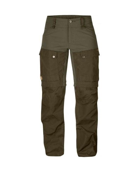 Fjällräven Keb Gaiter Trousers W. Tarmac kjøper du på SQOOP outdoor