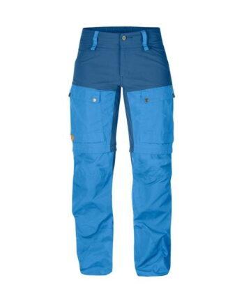 Fjällräven Keb Gaiter Trousers W. Un Blue kjøper du på SQOOP outdoor