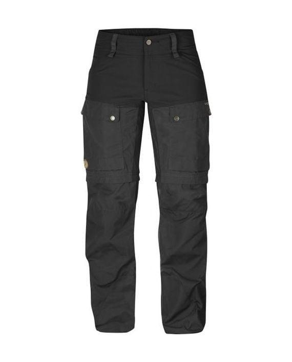 Fjällräven Keb Gaiter Trousers W. Black kjøper du på SQOOP outdoor