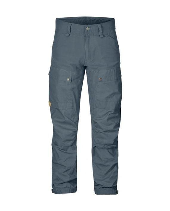 Fjällräven Keb Trousers Long Dusk kjøper du på SQOOP outdoor