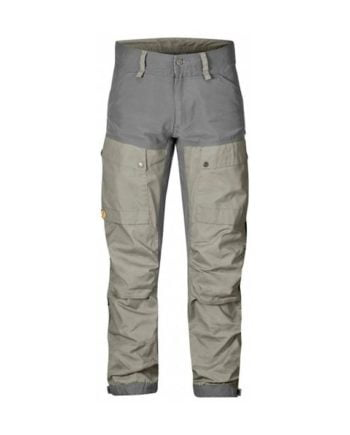 Fjällräven Keb Trousers Regular Fog-Grey kjøper du på SQOOP outdoor