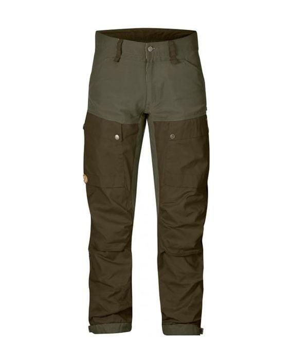 Fjällräven Keb Trousers Long Tarmac kjøper du på SQOOP outdoor