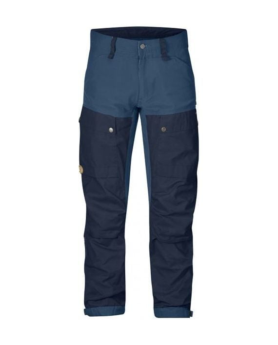 3270e640 Fjällräven Keb Trousers Long Avocado kjøper du på SQOOP outdoor
