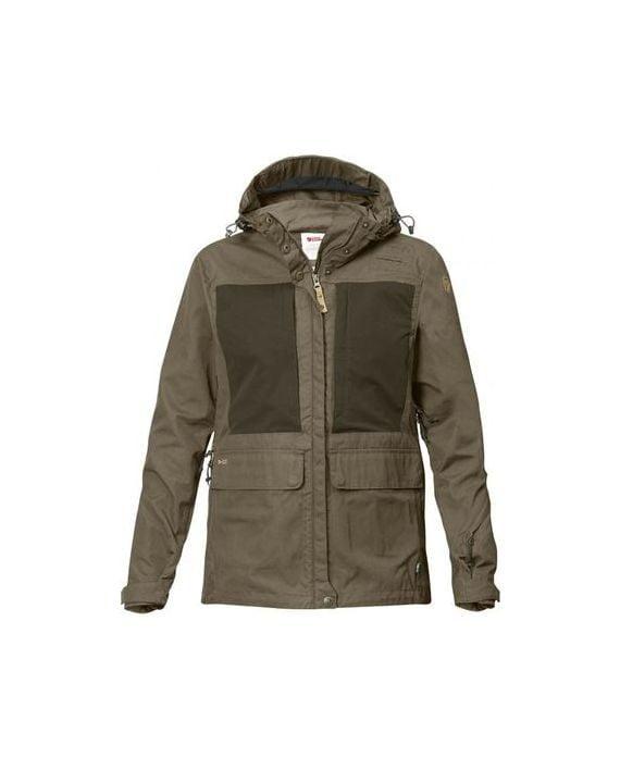 Fjällräven Lappland Hybrid Jacket W TAUPE kjøper du på SQOOP outdoor