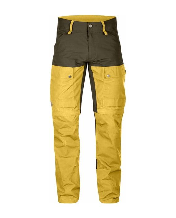 6ac7711f Fjällräven Keb Gaiter Trousers Long Ochre kjøper du på SQOOP outdoor