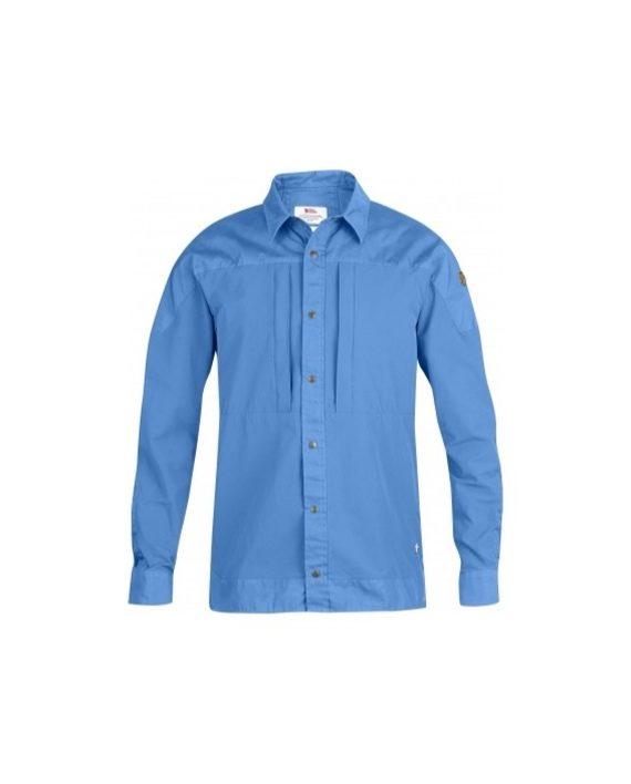Fjällräven Keb Trek Shirt LS Black kjøper du på SQOOP outdoor