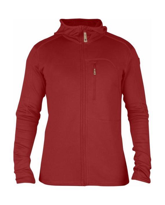 Fjällräven Keb Fleece Jacket Lava kjøper du på SQOOP outdoor