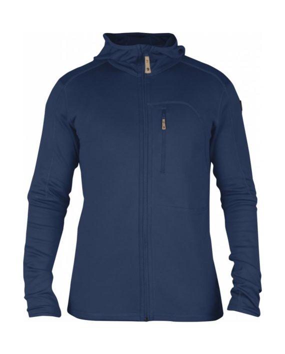 Fjällräven Keb Fleece Jacket Blueberry kjøper du på SQOOP outdoor