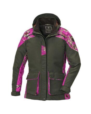 8352-hunting-jacket-red-deer-ladies---mossg-ap-hot-pink---front-sqoop-outdoor-norway-Fjellreven-SQOOP-outdoor