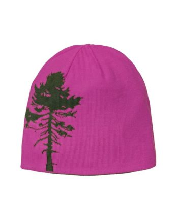 9124-knitted-hat-tree---hot-pink-green-sqoop-outdoor-norway-Fjellreven-SQOOP-outdoor
