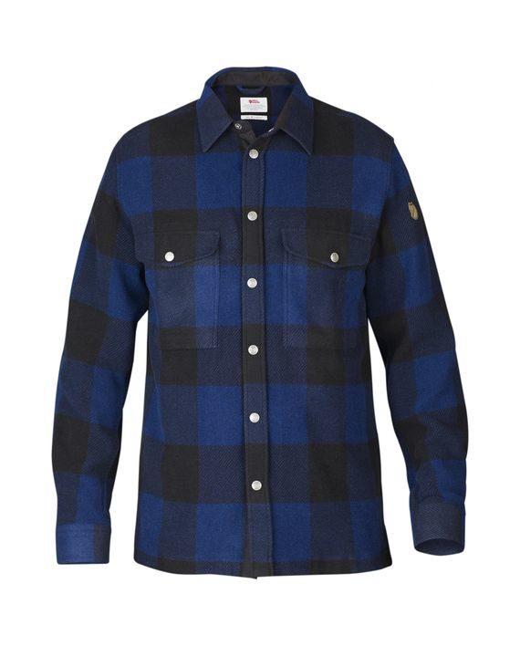 Fjällräven Canada Shirt UNCLE BLUE kjøper du på SQOOP outdoor