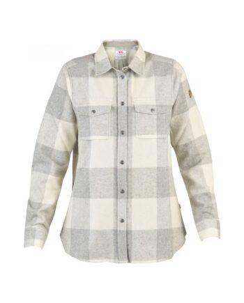 Fjällräven Canada Shirt LS W FOG-CHALK WHITE kjøper du på SQOOP outdoor