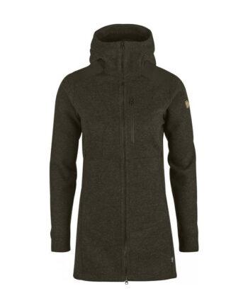 Fjällräven Lappland Pyrsch Jacket W DARK OLIVE kjøper du på SQOOP outdoor
