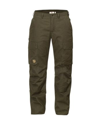Fjällräven Brenner Pro Winter Trousers W DARK OLIVE kjøper du på SQOOP outdoor