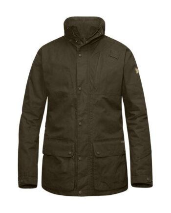 Fjällräven Värmland Jacket DARK OLIVE kjøper du på SQOOP outdoor