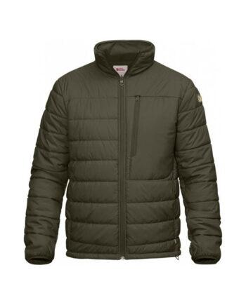 Fjällräven Värmland Padded Jacket TARMAC kjøper du på SQOOP outdoor