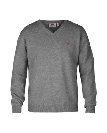 Fjällräven Shepparton Sweater GREY kjøper du på SQOOP outdoor