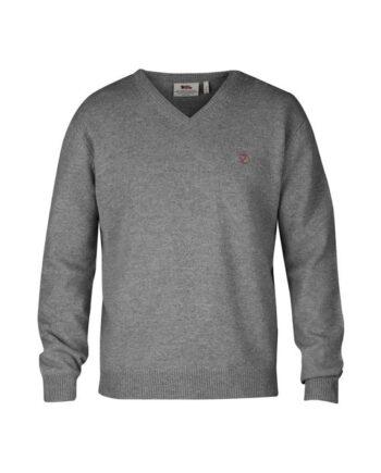 Fjällräven Shepparton Sweater GREY kjøper du på SQOOP outdoor