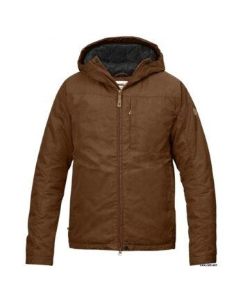 Fjällräven Kiruna Padded Jacket CHESTNUT kjøper du på SQOOP outdoor