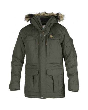 Fjällräven Yupik Parka MOUNTAIN GREY kjøper du på SQOOP outdoor (SQOOP.no)