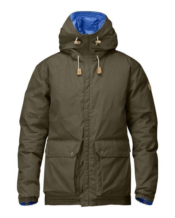 Fjällräven Expedition Down Lite Jacket UN BLUE kjøper du på SQOOP outdoor (SQOOP.no)