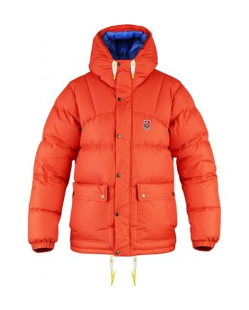 Fjällräven Expedition Down Lite Jacket FLAME ORANGE kjøper du på SQOOP outdoor (SQOOP.no)
