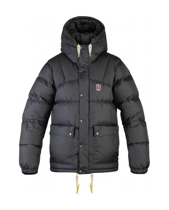 Fjällräven Expedition Down Lite Jacket BLACK kjøper du på SQOOP outdoor (SQOOP.no)
