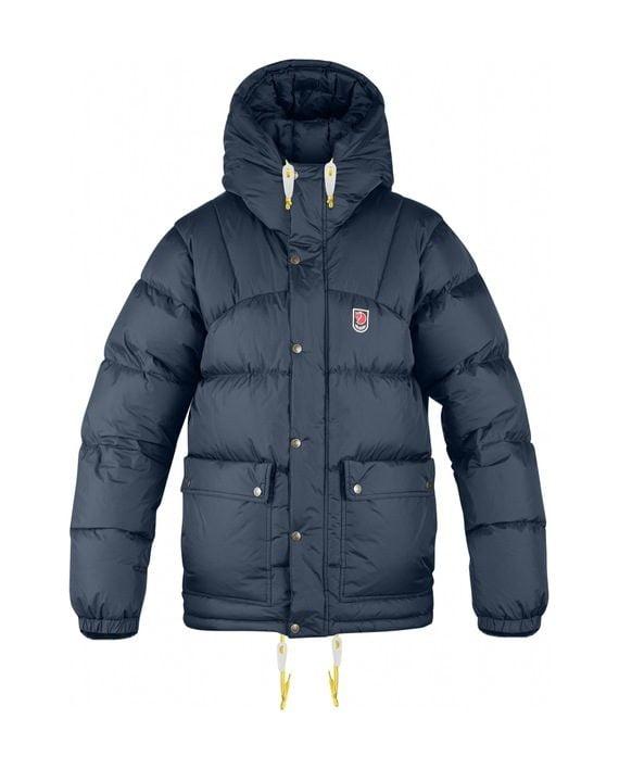 Fjällräven Expedition Down Lite Jacket NAVY kjøper du på SQOOP outdoor (SQOOP.no)