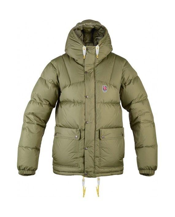 Fjällräven Expedition Down Lite Jacket GREEN kjøper du på SQOOP outdoor (SQOOP.no)
