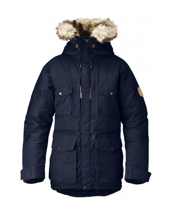 Fjällräven Arktis Parka DARK NAVY kjøper du på SQOOP outdoor (SQOOP.no)