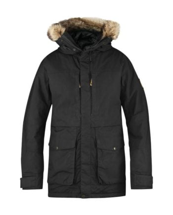 Fjällräven Barents Parka DARK GREY kjøper du på SQOOP outdoor (SQOOP.no)