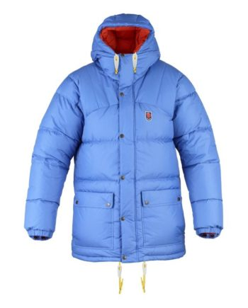 Fjällräven Expedition Down Jacket UN BLUE kjøper du på SQOOP outdoor (SQOOP.no)