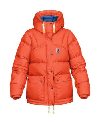 Fjällräven Expedition Down Lite Jacket W FLAME ORANGE kjøper du på SQOOP outdoor (SQOOP.no)