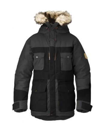 Fjällräven Arktis Parka DARK GREY kjøper du på SQOOP outdoor (SQOOP.no)