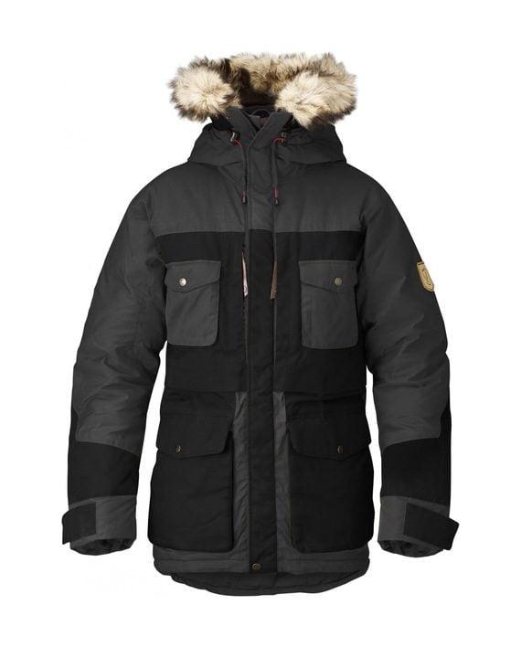 Fjällräven Arktis Parka DARK GREY kjøper du på SQOOP outdoor (SQOOP.no)