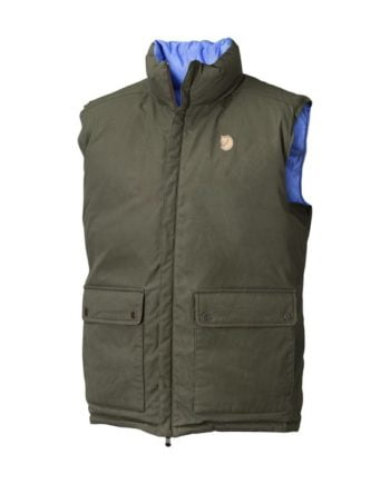 Fjällräven Down Vest No. 6 TARMAC kjøper du på SQOOP outdoor (SQOOP.no)