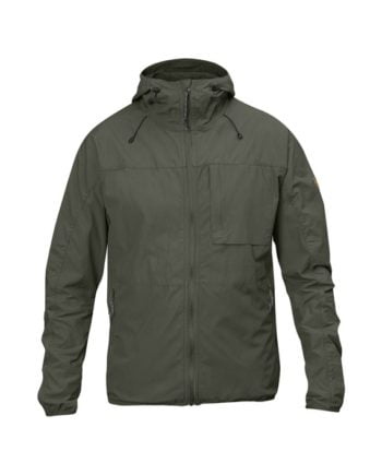 Fjällräven High Coast Wind Jacket MOUNTAIN GREY kjøper du på SQOOP outdoor (SQOOP.no)
