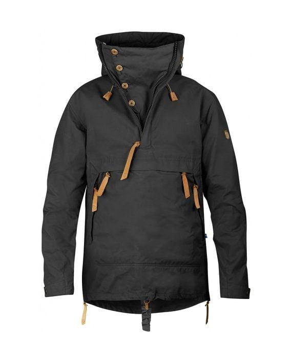 Fjällräven Anorak No. 8 DARK GREY kjøper du på SQOOP outdoor (SQOOP.no)