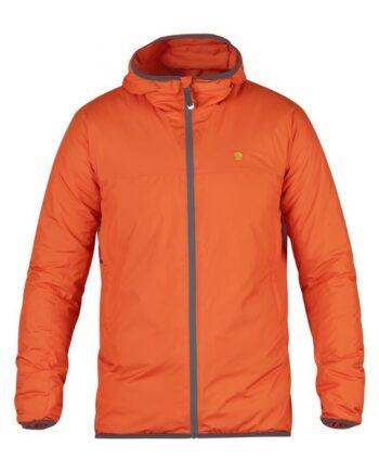 Fjällräven Bergtagen Lite Insulation Jacket HOKKAIDO ORANGE kjøper du på SQOOP outdoor (SQOOP.no)