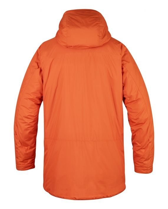 Fjällräven Bergtagen Insulation Parka HOKKAIDO ORANGE kjøper du på SQOOP outdoor (SQOOP.no)