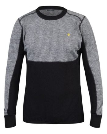 Fjällräven Bergtagen Woolmesh Sweater GREY kjøper du på SQOOP outdoor (SQOOP.no)