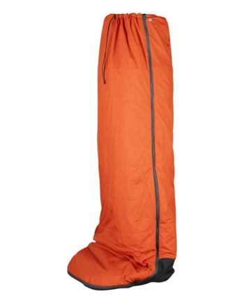Fjällräven Bergtagen Mummyfoot HOKKAIDO ORANGE kjøper du på SQOOP outdoor (SQOOP.no)