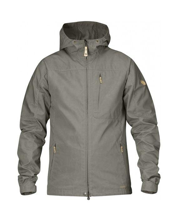 Fjällräven Sten Jacket FOG kjøper du på SQOOP outdoor (SQOOP.no)