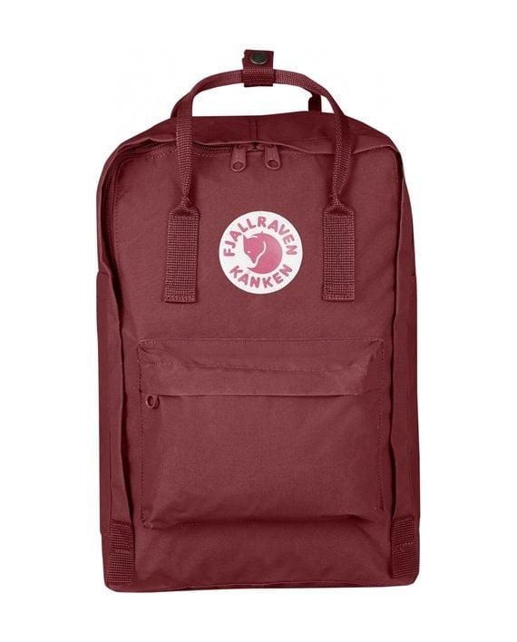 """Fjällräven Kånken 15"""" Laptop OX RED kjøper du på SQOOP outdoor (SQOOP.no)"""