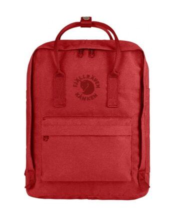 Fjällräven Re-Kånken Mini RED kjøper du på SQOOP outdoor (SQOOP.no)