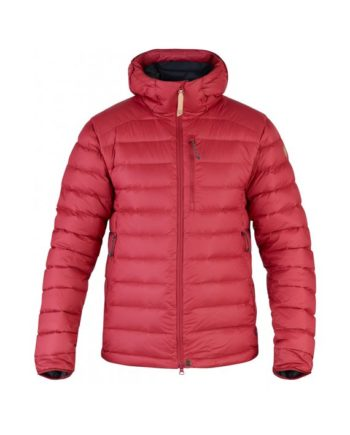 Fjällräven Keb Touring Down Jacket LAVA kjøper du på SQOOP outdoor (SQOOP.no)